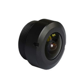 "China 1/2.8"" 1.25mm Megapixel 1080P M12x0.5 Mount 190degree IR Fisheye Lens, visual doorbell vehicle camera lens factory"