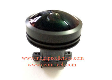 "China 1/2.9"" 1.03mm 4Megapixel S mount M12 220degree Fisheye Lens for OV4689, Drone UAV 360VR lens factory"