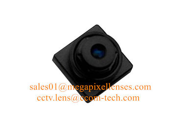 "China 1/3"" 4.3mm F2.4 5Megapixel M6.5x0.25 mount non-distortion lens, smart phone lens factory"