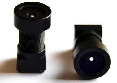 "China 1/6"" 1/7"" 1.84mm 2Megapixel M7x0.35 mount 120degree Wide Angle Lens, metal M7 lens factory"