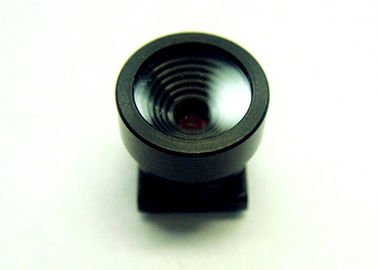 "China 1/5"" 1/6"" 3.0mm F2.4 Megapixel M7x0.35 mount non-distortion lens for digital cameras factory"