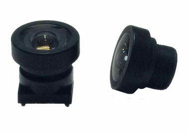 "China 1/4"" 1.1mm F2.4 M7x0.35 mount 150degree wide angle lens for OV7725/OV9712/OV7740 factory"