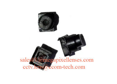 "China 1/9"" 1/10"" 1.08mm F4.0 M2.6xP0.25 micro endoscope lens for OV6930/GC0339, medical video lens factory"