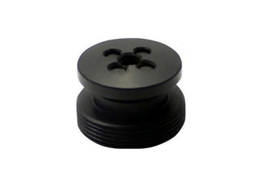 "China 1/2.7"" 4.3mm F2.4 3Megapixel M12x0.5 Mount Button Pinhole Lens for covert cameras factory"
