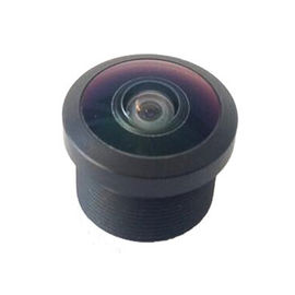 "China 1/3"" 2.9mm F2.4 3Megapixel M12x0.5 mount 140degree wide-angle CCTV lens for AR0330/OV4689 factory"