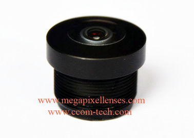 "China 1/2.7"" 2.3mm F2.5 3Megapixel M12x0.5 Mount 200degree Fisheye Lens, 360D panoramic lens factory"