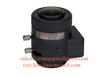 "1/2.7"" 3-10.5mm F1.4 3MP CS Mount DC Auto IRIS IR Vari-focal Lens for OV2715/IMX290/OV4689/AR0330"