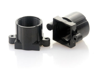 China Plastic M12x0.5 mount Lens Holder, 18mm fixed pitch holder for board lenses, height 13.2mm factory