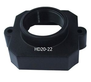 China Plastic M12x0.5 mount Lens Holder, 22mm fixed pitch holder for board lenses, height 8.3mm factory