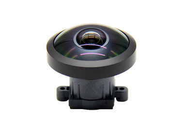 "China 1/3"" 1.08mm F2.0 8Megapixel S mount M12 190degree Fisheye Lens for OV4689/IMX179, Drone UAV 360VR lens factory"