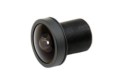 "China 1/2.5"" 2.45mm F2.4 5Megapixel 158degrees wide angle board lens for MI5100/OV2710/AR0330 factory"