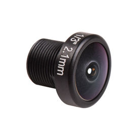 "China 1/3"" 2.1mm F2.0 Megapixel M8x0.5 mount 160degree wide angle cctv lens factory"