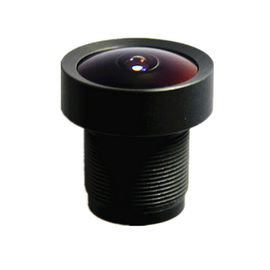 "China 1/3"" 2.3mm F2.4 3MP M12x0.5 mount 170degree wide angle board lens for 1/3"" 1/4"" CCD/CMOS factory"