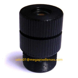 "China 1/3"" 25mm F2.0 M12x0.5 mount low distortion board lens for 1/3"" or 1/4"" CCD sensor, 25mm CCTV lens factory"