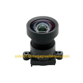 "China 1/2.5"" 3.24mm F2.7 12Megapixel 4K M12x0.5 mount low-distortion board lens for IMX317 IMX377 factory"