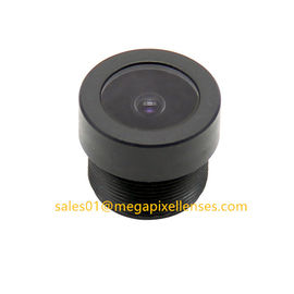 "China 1/2.5"" 3.3mm F2.75 Megapixel 5MP M12x0.5 mount low-distortion board lens for MI5100 factory"